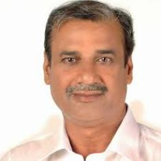 Photo of Shri Ashok Chandra Panda Honorable Minister